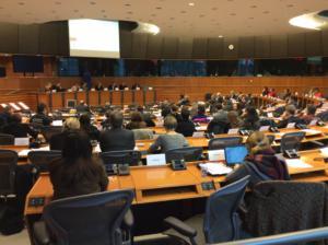 La discussion à la Commission DEVE